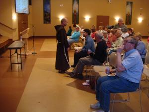 St. Mary's Parish Pompton Lakes, NJ Fr. Larry 5/4/10