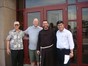 St. Patrick/St. Anthony Catholic Church Hartford, CT Br. Erick 5/3/10