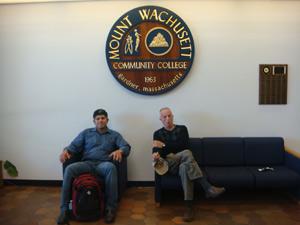 FFIPP Gardner, MA Daoud and Bill Plitt 5/4/10