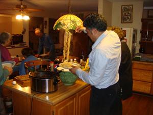 Hospitality everywhere we went! (The Endos – Amissville, VA) 4/18/10