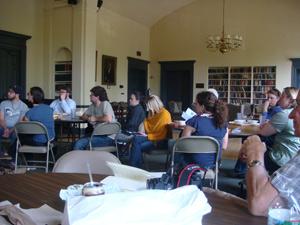 Princeton Theological Seminary Princeton, NJ 4/30/10