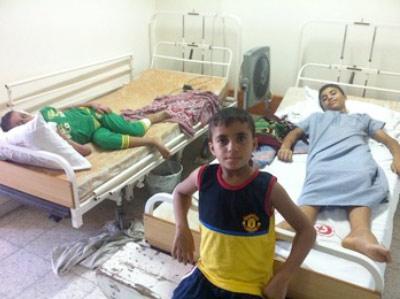 Mohamed heals up