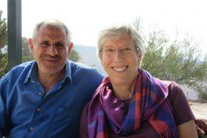 Daher Nassar and Joan Deming at TON